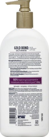 GOLD BOND® Ultimate Strength & Resilience Lotion 13oz - FLJ CORPORATIONS