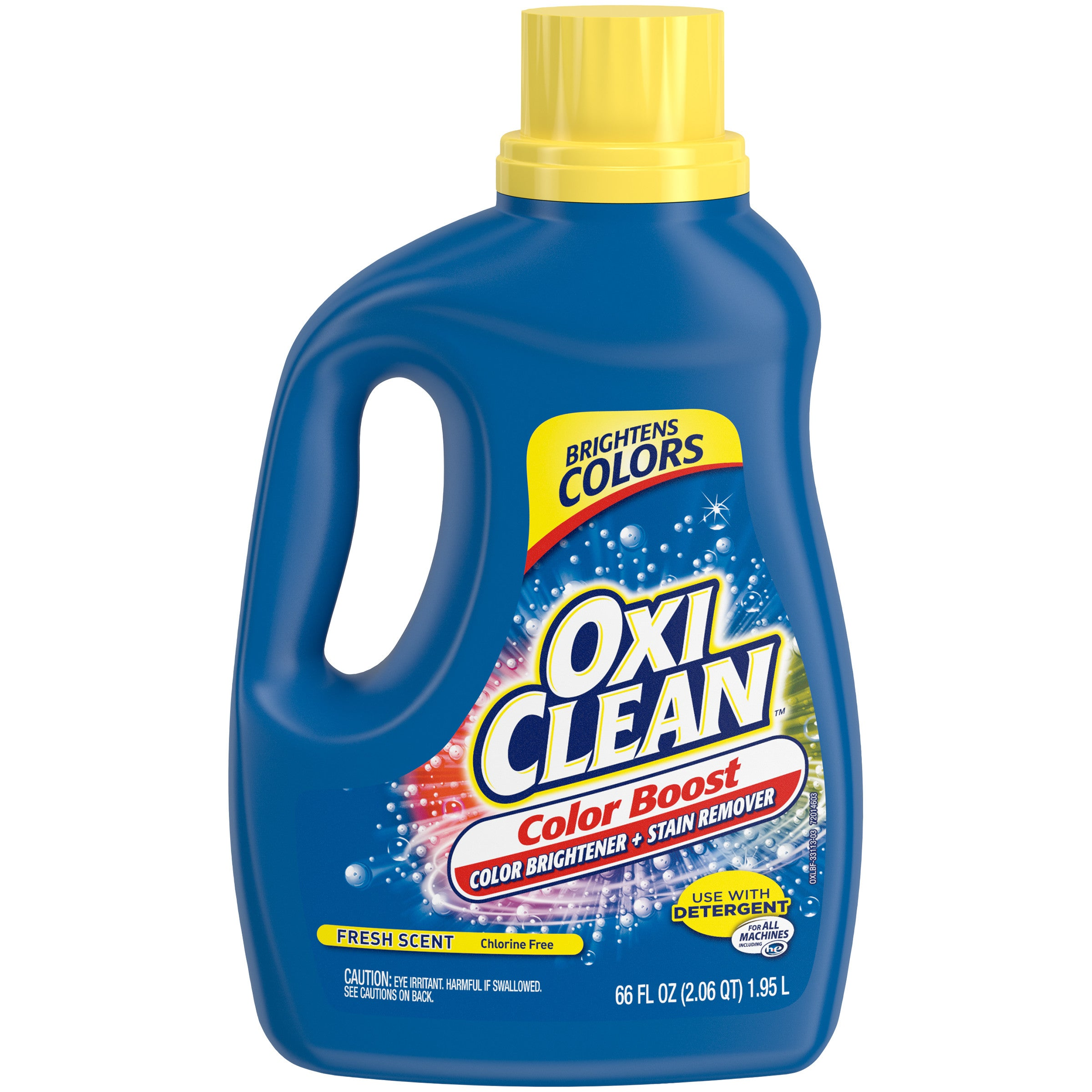 OxiClean Color Boost Color Brightener plus Stain Remover Liquid Fresh Scent 66 fl. oz. - FLJ CORPORATIONS