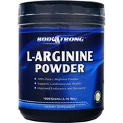 BodyStrong L-Arginine Powder 1000 grams - FLJ CORPORATIONS