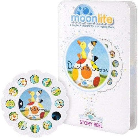 Spin Master Moonlite Story Reel Duck And Goose - 1