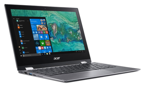 "Acer Spin 1 , 11.6"" Full HD Touch Notebook, Intel Pentium N4200, Intel HD Graphics, 4GB, 64GB HDD, SP111-32N-P6CV"