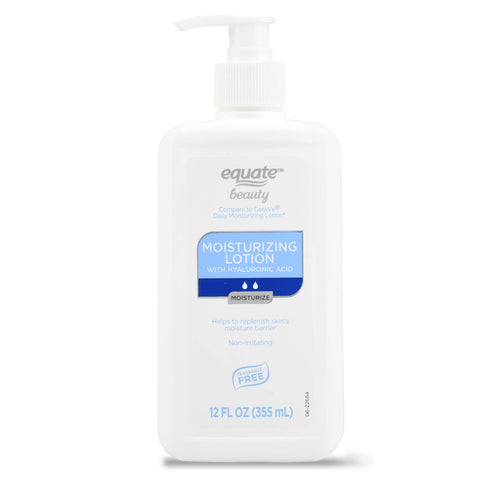 Equate Beauty Moisturizing Lotion, 12 Oz - FLJ CORPORATIONS