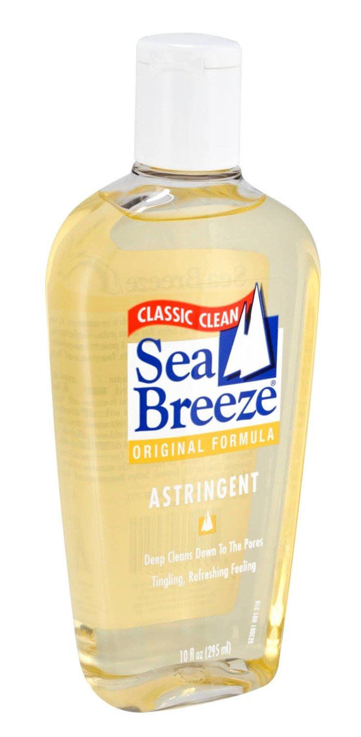 Sea Breeze Astringent Original Formula, Classic Clean - 10 oz - FLJ CORPORATIONS