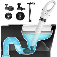 Toilet Plumber Floor Drain Sewer Hair Clog Tool Starter Kit for Drain Cleaning Household Cleaning Tools