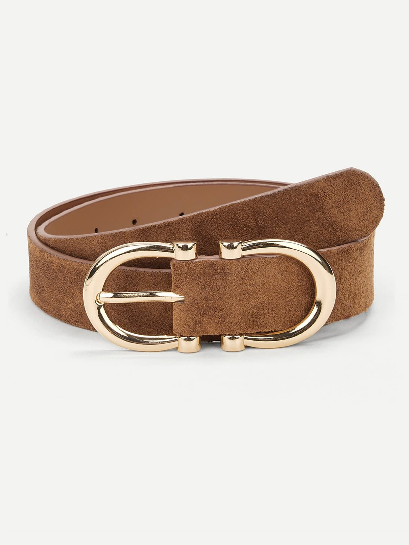 Double Buckle Belt - FLJ CORPORATIONS