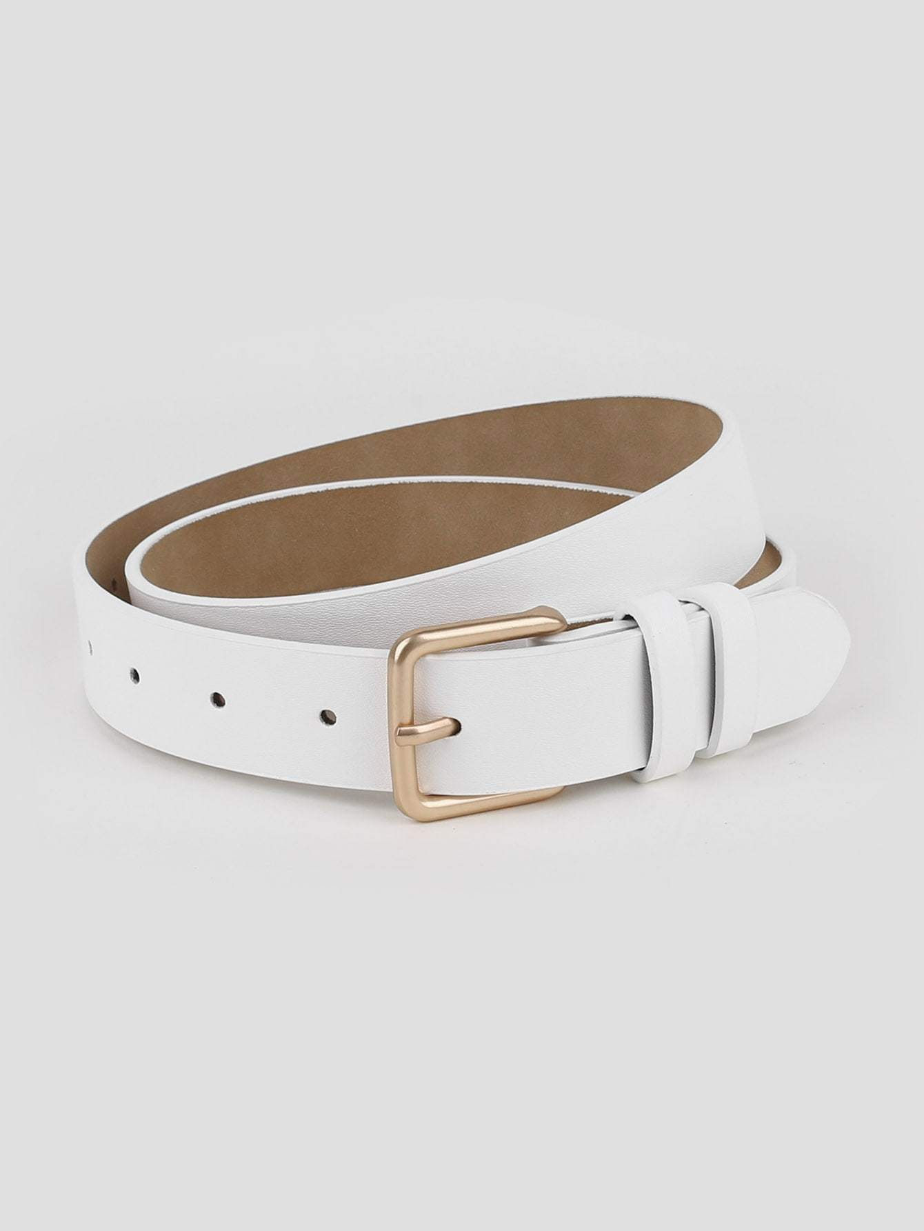 Metal Buckle Belt - FLJ CORPORATIONS