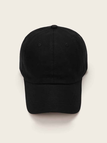 Slogan Embroidery Baseball Cap - FLJ CORPORATIONS