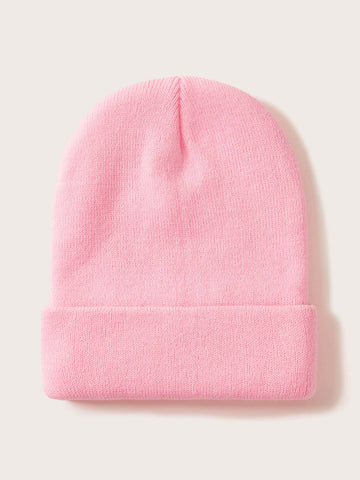 3pcs Solid Knitted Beanies - FLJ CORPORATIONS