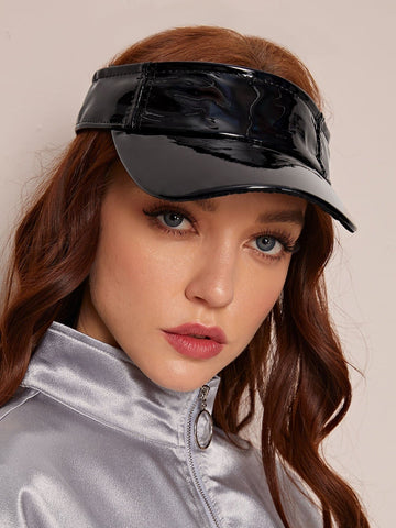 Solid Visor Hat - FLJ CORPORATIONS