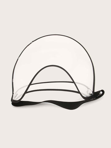 Clear Visor Hat - FLJ CORPORATIONS