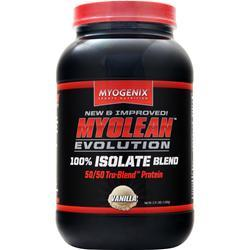 Myogenix Myo Lean Evolution Vanilla 2.31 lbs - FLJ CORPORATIONS