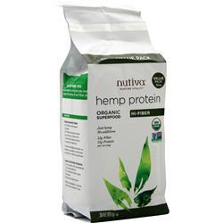 Nutiva Organic Hemp Protein Hi-Fiber 30 oz - FLJ CORPORATIONS