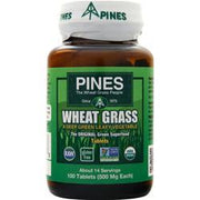 Pines Wheat Grass 100 tabs - FLJ CORPORATIONS
