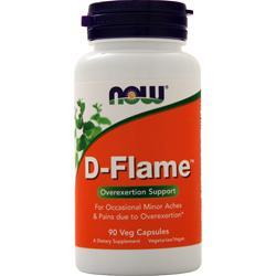 Now D-Flame 90 vcaps - FLJ CORPORATIONS