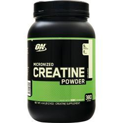 Optimum Nutrition Micronized Creatine Powder Unflavored 2000 grams - FLJ CORPORATIONS