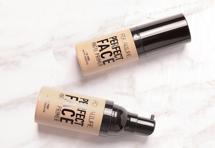Focallure Natural Oil-Control Base Primer - FLJ CORPORATIONS