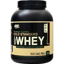 Optimum Nutrition 100% Whey Protein - Gold Standard (Natural) Chocolate 4.8 lbs - FLJ CORPORATIONS