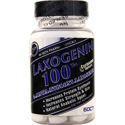 Hi-Tech Pharmaceuticals Laxogenin 100 60 tabs - FLJ CORPORATIONS