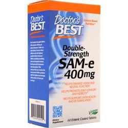 Doctor's Best Double Strength SAMe 400 60 tabs - FLJ CORPORATIONS