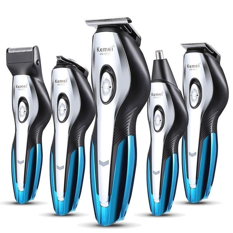 11 in 1 Electric Hair Clipper Shaver Razor Trimmer USB Rechargeable Hair Trimming Machine with 4 Limited Combs - FLJ CORPORATIONS