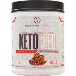 Purus Labs Ketofeed Samoa Chocolate Cream 605 grams - FLJ CORPORATIONS