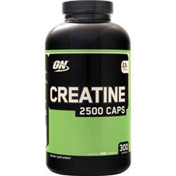 Optimum Nutrition Creatine 2500 300 caps - FLJ CORPORATIONS