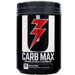 Universal Nutrition Carb Max Unflavored 1.39 lbs - FLJ CORPORATIONS