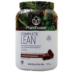 PlantFusion Complete Lean Chocolate Brownie 29.63 oz - FLJ CORPORATIONS