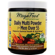 Megafood Multi for Men Over 55 - Daily Multi Powder 3.13 oz - FLJ CORPORATIONS