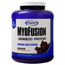 Gaspari Nutrition MyoFusion Advanced Protein Milk Chocolate 4 lbs - FLJ CORPORATIONS