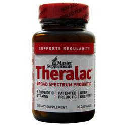 Master Supplements Theralac Broad Spectrum Probiotic 30 caps - FLJ CORPORATIONS