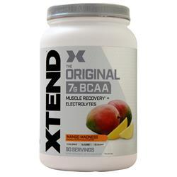 Scivation Xtend The Original 7g BCAA Mango Madness 1260 grams - FLJ CORPORATIONS