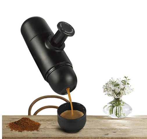 Condensed portable mini coffee machine - FLJ CORPORATIONS