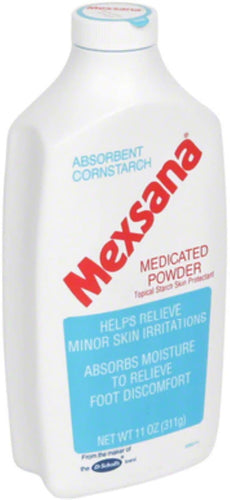 3 Pack - Mexsana Medicated Powder 11 oz - FLJ CORPORATIONS