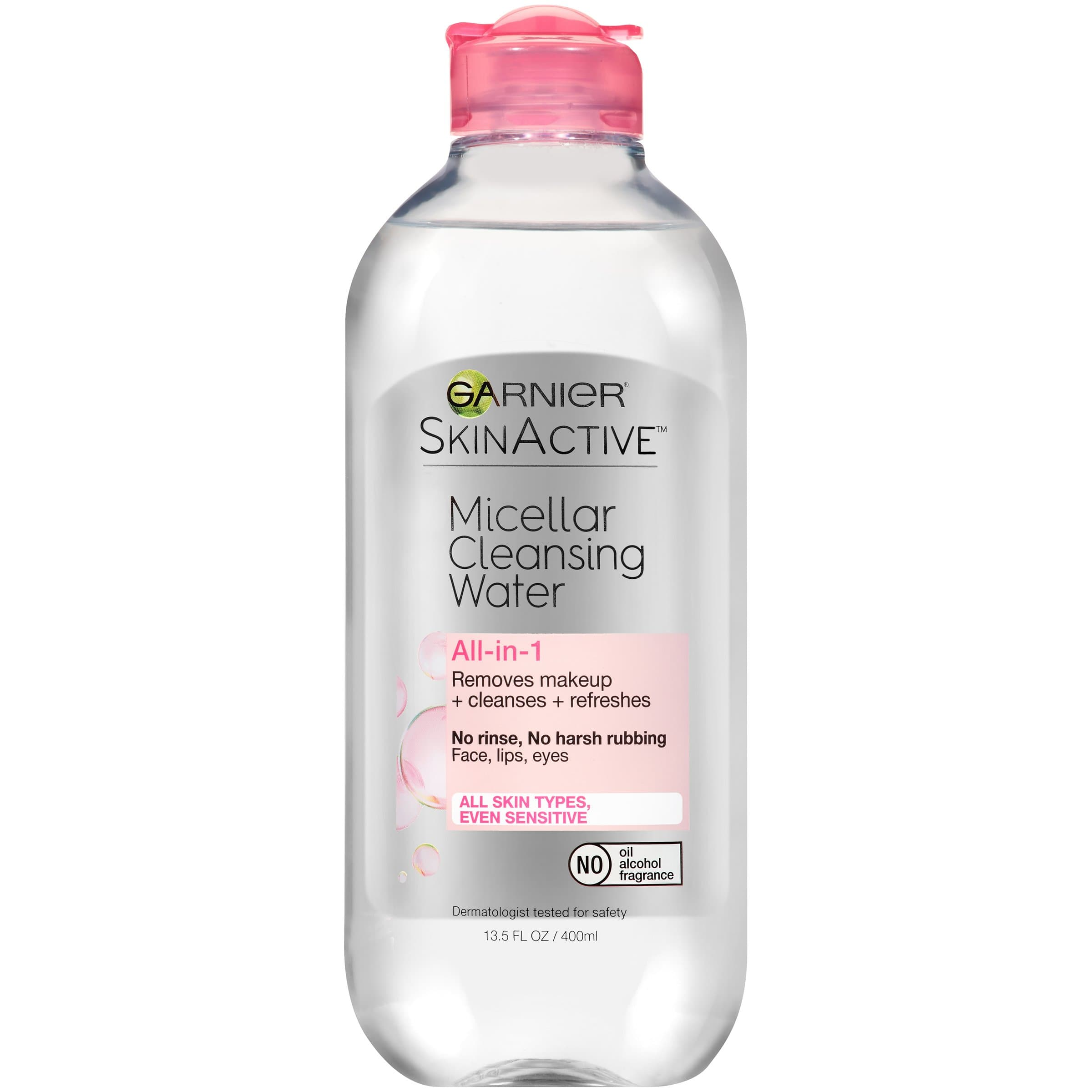 Garnier SkinActive Micellar Cleansing Water, For All Skin Types, 13.5 fl. oz. - FLJ CORPORATIONS