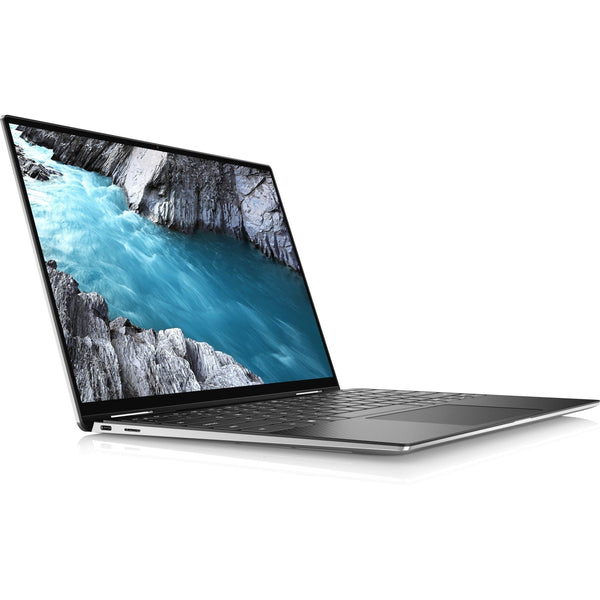"Dell XPS 13 7390 13.3"" Notebook - Core i7-10710U - 16GB RAM - 512GB SSD - Intel UHD Graphics - Windows 10 Pro - Platinum Silver, Black - FLJ CORPORATIONS"