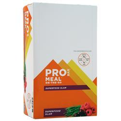 Pro Bar Meal On-the-Go Superfood Slam 12 bars - FLJ CORPORATIONS