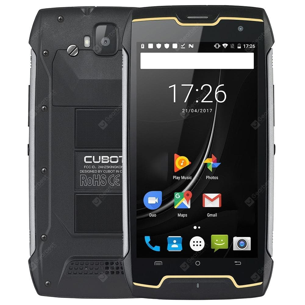 CUBOT King Kong 3G Smartphone - FLJ CORPORATIONS