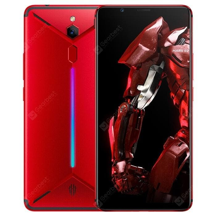 Nubia Mars 4G Phablet - FLJ CORPORATIONS