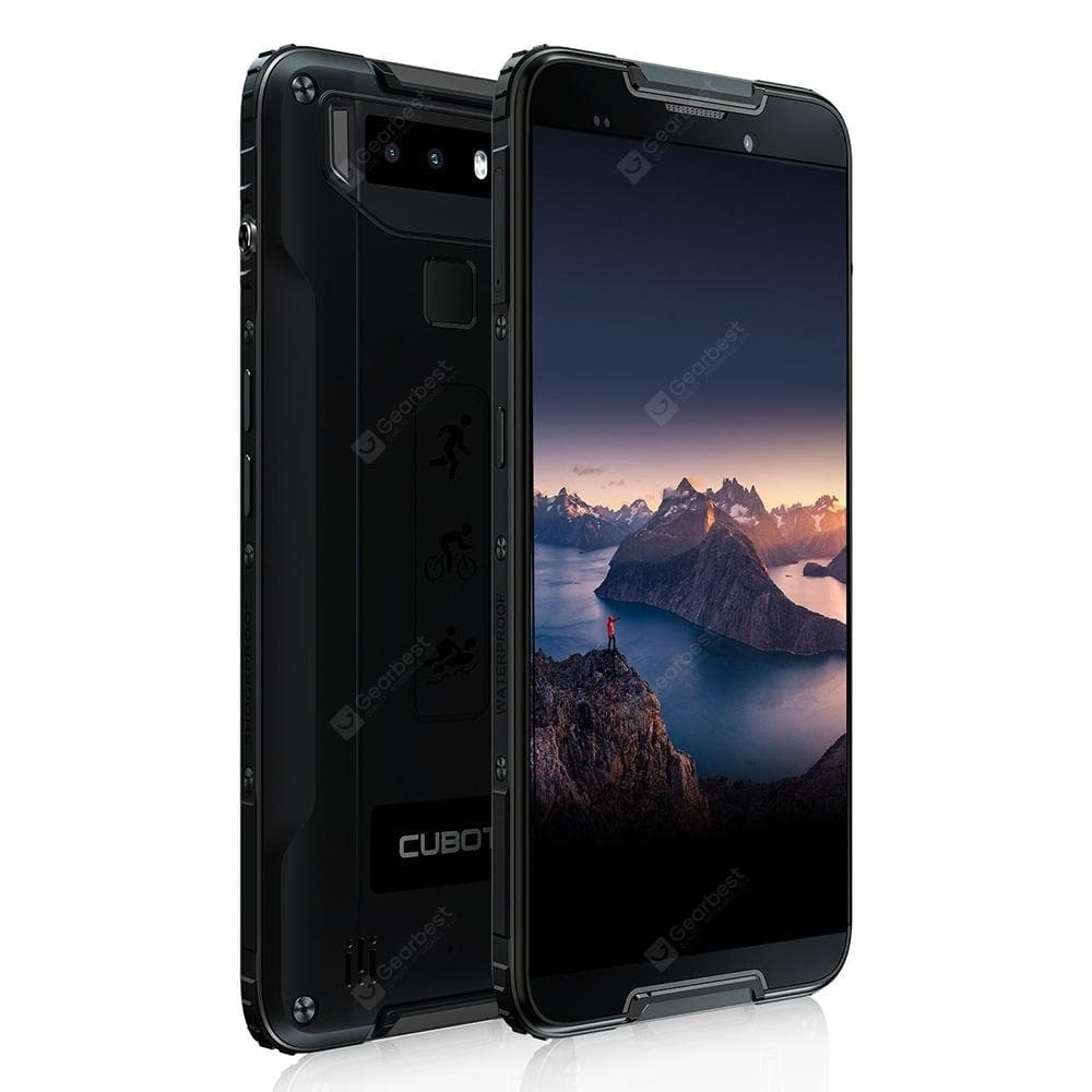 CUBOT Quest 5.5 inch 4G Sports Smartphone Rugged Smartphone - FLJ CORPORATIONS