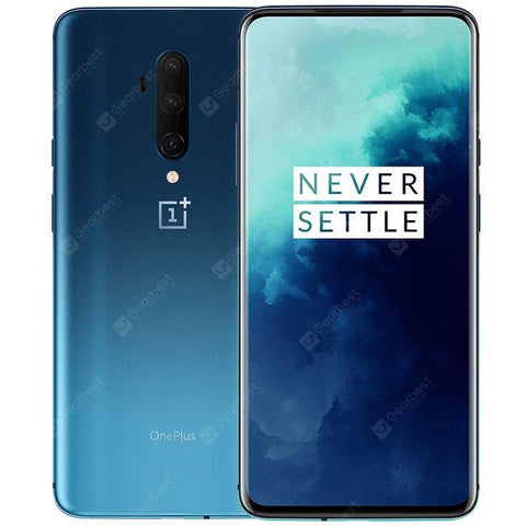 OnePlus 7T Pro 4G Smartphone 6.67 inch 8GB RAM 256GB ROM EU Local After-sale Oxygen OS Snapdragon 855 Plus Octa Core 3 Rear Camera 4085mAh Battery International Version - FLJ CORPORATIONS
