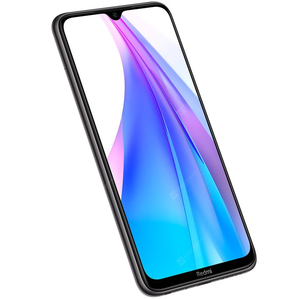 Xiaomi Redmi Note 8T 4G Smartphone 6.3 inch Snapdragon 665 Octa Core 4GB RAM 64GB ROM 4 Rear Camera 4000mAh Battery Global Version - FLJ CORPORATIONS