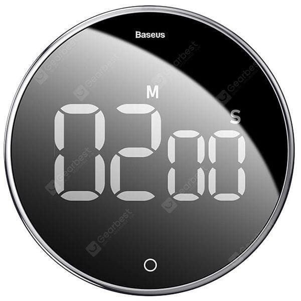 Baseus ACDJS-01 Mute Magnetic Catche Timer Cycle Time Management ( Xiaomi Ecosystem Product ) - FLJ CORPORATIONS