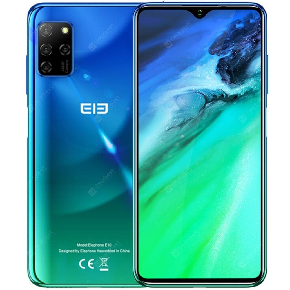 ELEPHONE E10 4G Smartphone Global Version - FLJ CORPORATIONS