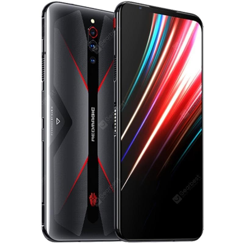 NUBIA RedMagic 5G Game Smartphone 8-core Snapdragon 865 8GB 128GB 6.65 inch 64MP 8MP 2MP Rear Camera 4500mAh Battery Capacity Global Version - FLJ CORPORATIONS