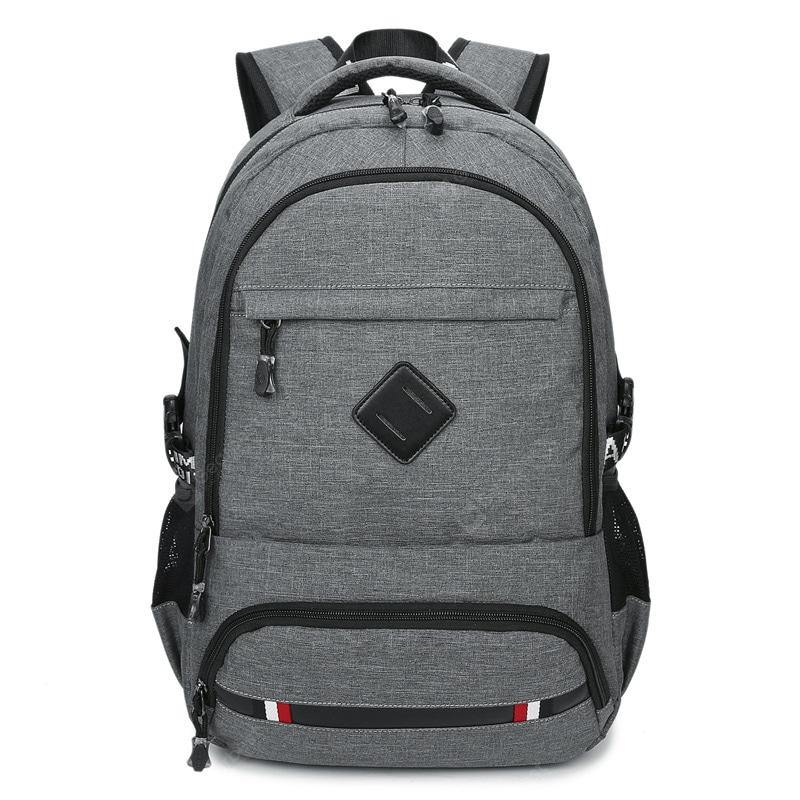 Casual Shoulder Bag Backpack Schoolbag Outdoor Sports Bag Computer Bag