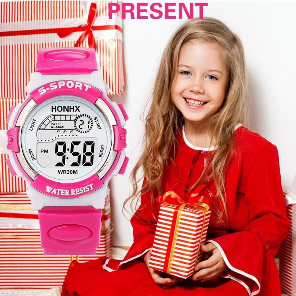 Children's electronic watch - FLJ CORPORATIONS