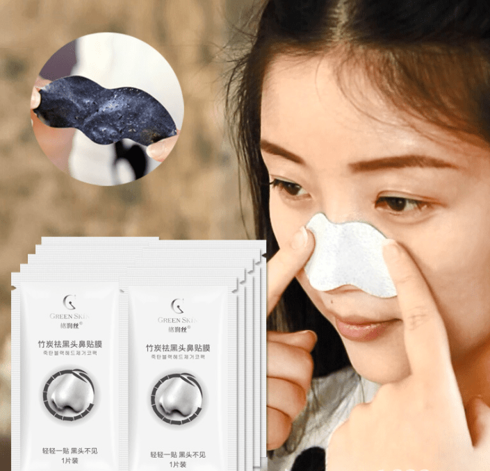 10 pcs Blackhead Acne Removal Strong Stickers Nose - FLJ CORPORATIONS