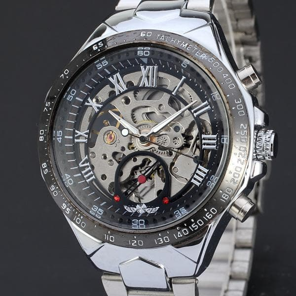 Foreign trade's special offer automatic mechanical watches winner's men's fashion cool watch band - FLJ CORPORATIONS