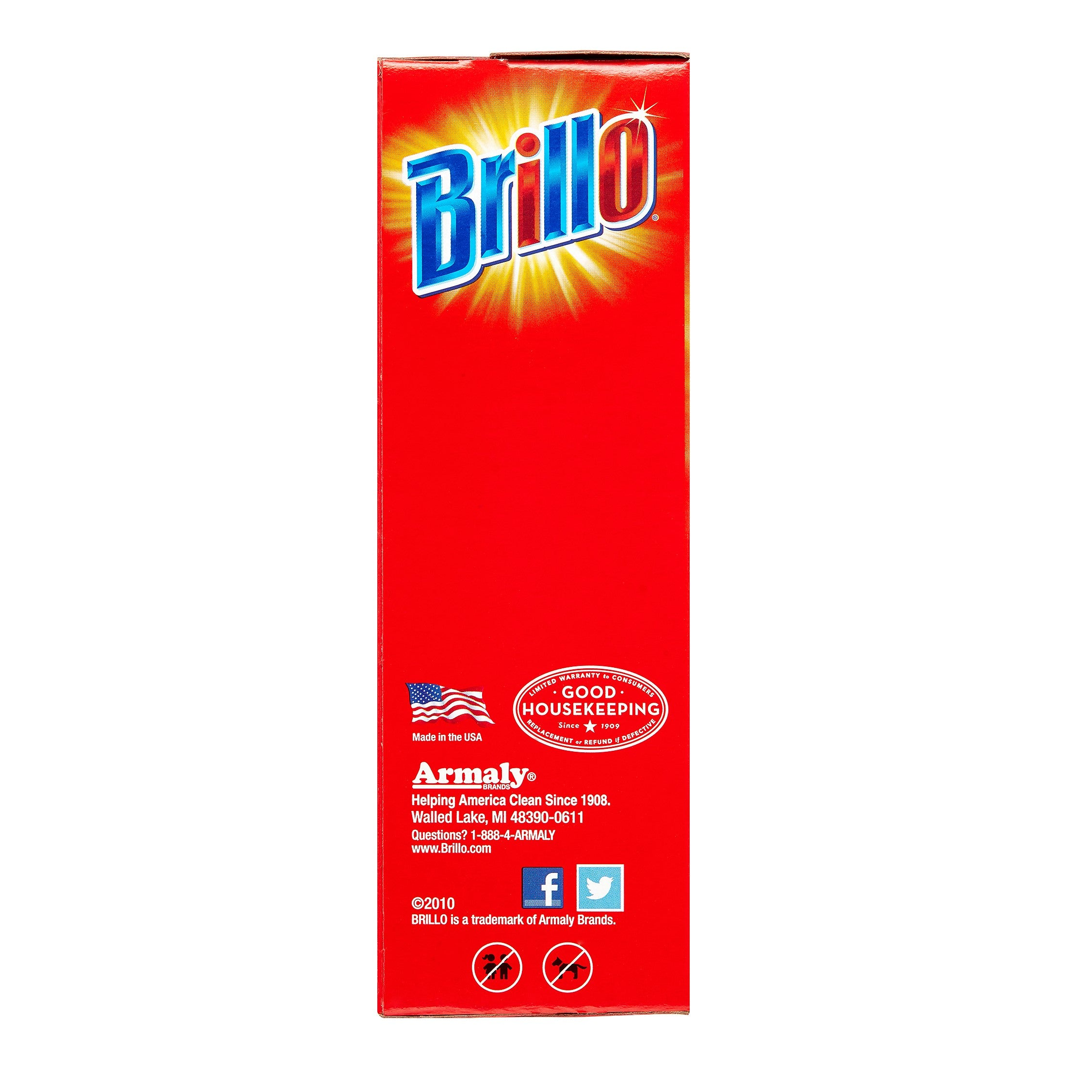Brillo Steel Wool Soap Pads, 10 count - FLJ CORPORATIONS